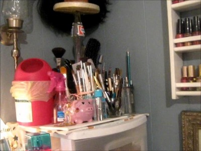 My Diva Space. Woman Cave -Room Tour