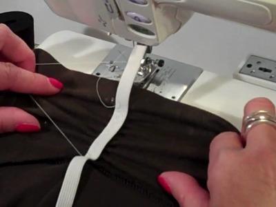 Pamela's Patterns - #110 Cool Cardigans - Draped Front Back Neckline Ruching