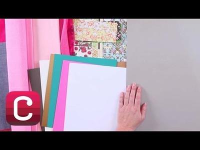 Paper 101 with Courtney Cerruti | Creativebug