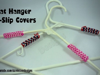 Rainbow Loom Non-slip Coat.Clothes Hanger Covers - Gomitas