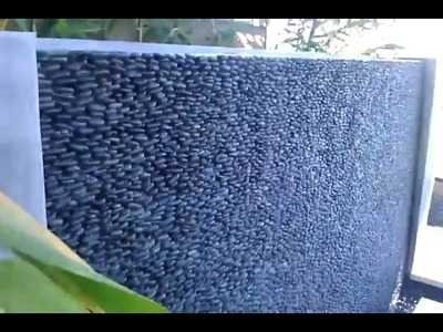 Secret water Wall trick.  You have to see this!