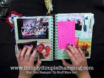 Simply Simple Stamping - THIS AND THAT - Video No. 1