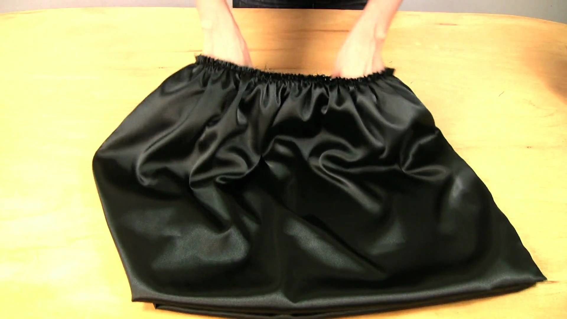 Stand Out In This High Waist Poof Skirt