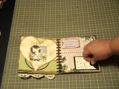 Time Capsule Junk. Junque Journal. Mini album. Smash book WHATEVER you call it!