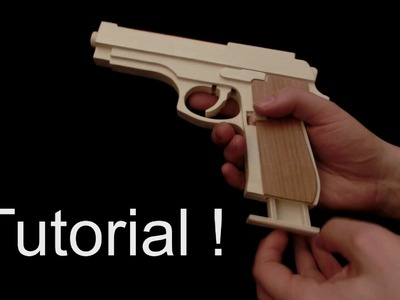 Tutorial! M9 [rubber band gun]