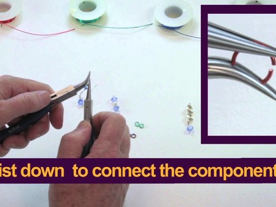 WigJig Video 5 Connecting Components using Jump Rings and Figure 8 Connectors (V1)