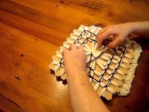 Butterfly Loom Magic Board Pattern 2
