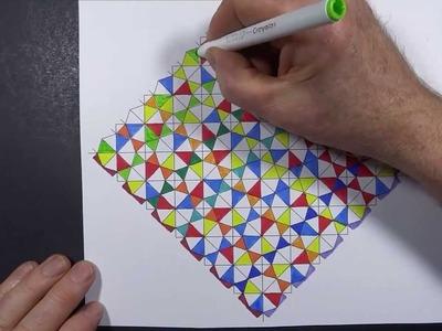 Coloring Book Art : Design 7