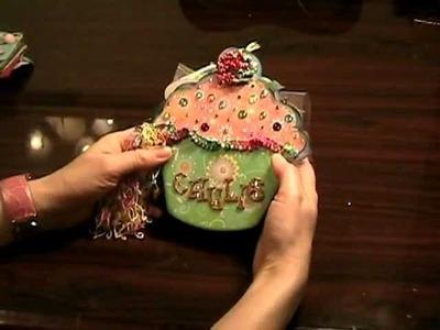 Cupcake Mini Album.MPG