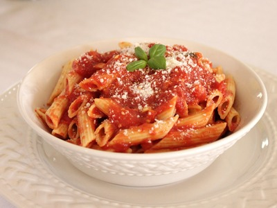 Delicious Homemade Italian Marinara Sauce - Red Sauce Recipe
