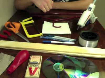 EASIEST mousetrap car tutorial (Part 1.4)