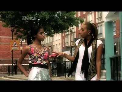 Fashion tips: How to wear sequined skirts (Flair, episode 4)