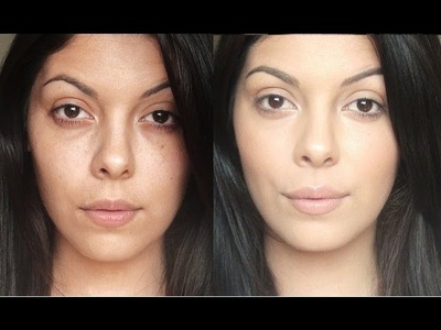 Flawless Face: How to cover dark circles, freckles and age spots