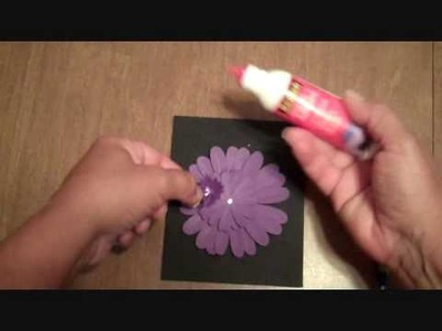 Flower cards with Walk in my Garden