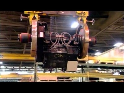How It's Made - Locomotives