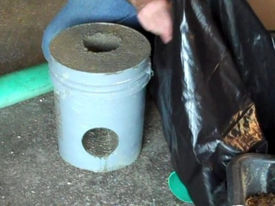 How to Make a $12 Rocket Stove