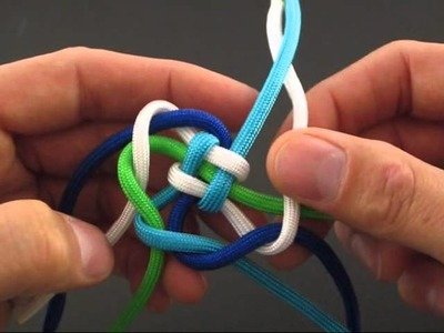 How to Make Paracord Jellyfish (Fobs) by TIAT