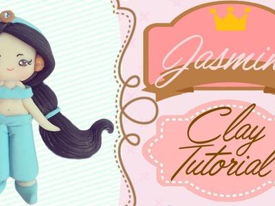 Jasmine Aladdin Chibi | Polymer Clay Tutorial