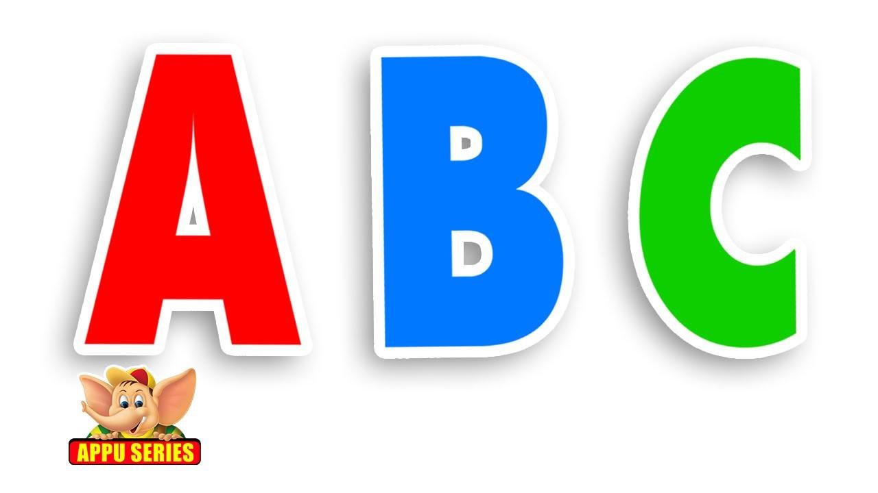 Let's Learn the Alphabet - Preschool Learning