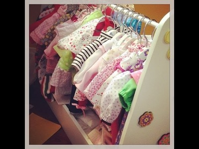 Lilyana's baby doll clothing haul