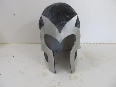 Make a Magneto Helmet