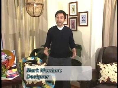 Mark Montano E-6000 Lace Pillow Project