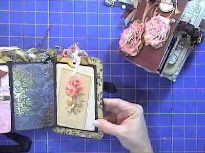 Mixed Media Mini with Envelope Pockets