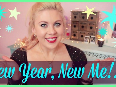 New Year! New Me? | Sprinkle of Glitter