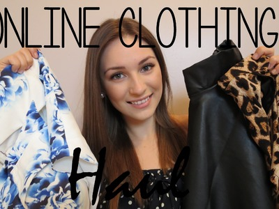 Online Clothing Haul | Mura Boutique and Dresslink ♡