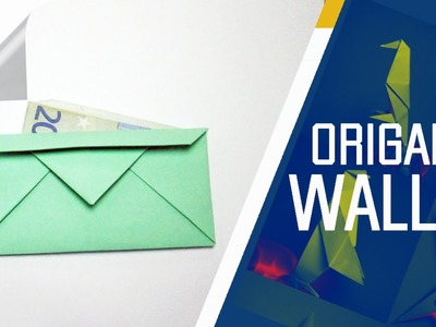 Origami - How To Make An Origami Wallet