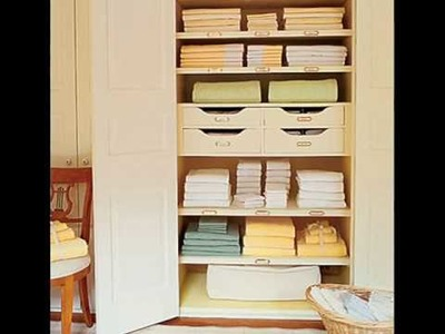 Part 2 Organizing Your Closets