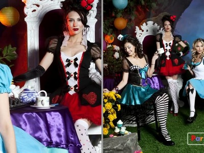 Wonderland Costumes Halloween Collection - Party City