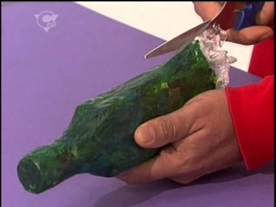 Art attack   Paper Machi'e