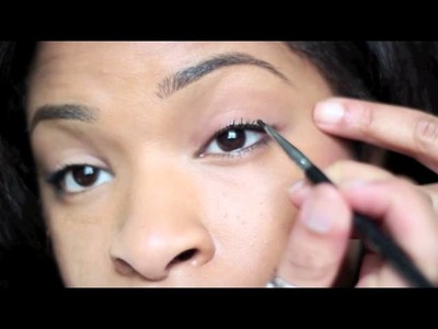 BEAUTY BASICS | The Winged Eye Liner