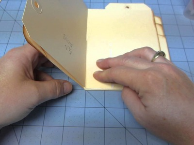 File Folder Mini Tutorial; Part 3