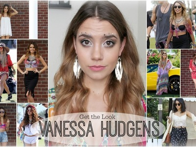 Get The Look (for less) | Vanessa Hudgens Coachella Style