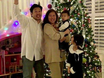 Happy Holidays 2009 from the Knight family (10,000 Subscribers) !!!
