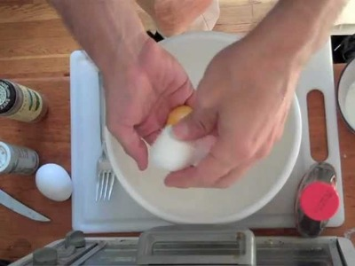 Henry's Kitchen Part 1 - How to Make Killer Oven Baked French Toast