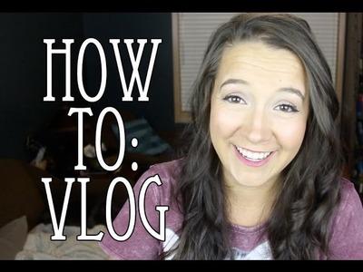 HOW I MAKE MY VIDEOS! (Step-By-Step Tutorial)