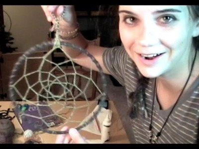 HOW TO MAKE A DREAMCATCHER!