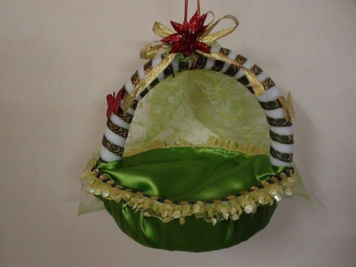 How to make a Gift Basket