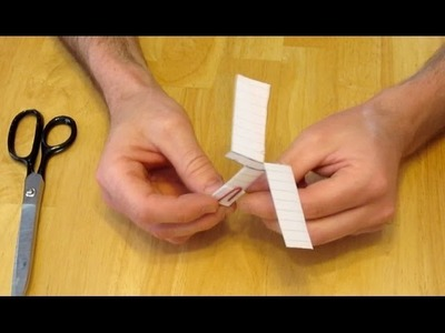 How to make a Paper Helicopter - Simple and Easy - SpecificLove