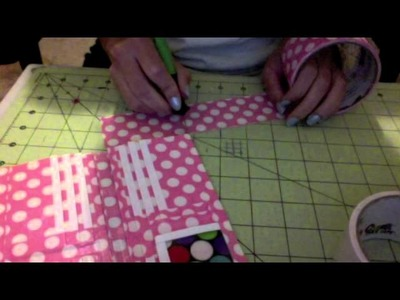 How to make a womens wallet (part 2)