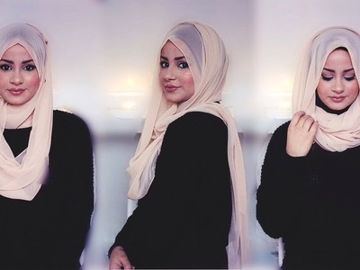 How To Style Your INAYAH Scarf | Hijab Tutorial #5
