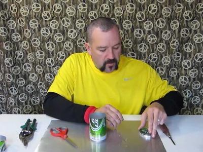 Installing An Aluminum Ring In A Mini Cook Pot