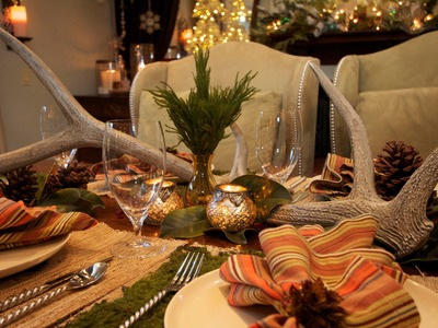 Interior Design Holiday Decorating for Fall