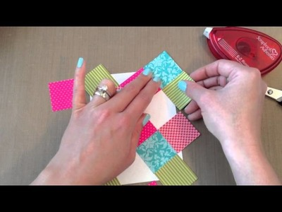 Make It Monday #159 : No-Sew Quilted Cards