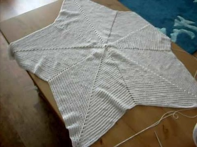 My work in progress table cloth