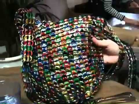 Popcan purse