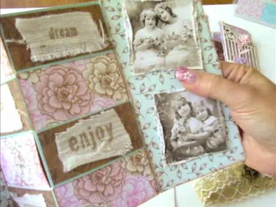 Secret Door Cards - Key to the Secret Garden & Paper Share